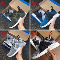 [With bubble Wrap] 2018 XR1 Runner Olive Green Bright Cyan T...