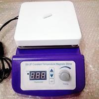 ВХ-2Ф цифровой магнитная мешалка плита,17x17cm панели,емкость 4Л,Цифровой контроль температуры,с мешалкой,полюс,зажим разъем