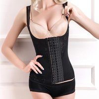 Women Corsets and Bustiers With Corset Steel Trainer Slimmin...