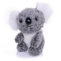 juguetes de peluche lindo koala muñeca 3 tamaños animales de peluche del oso de koala niños encantadores de la felpa de Navidad del regalo de cumpleaños de los niños Juguetes