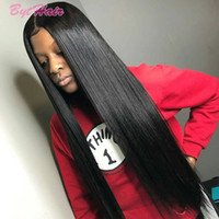 Bythair Lace Front Human Hair Wigs Peruvian Virgin Hair Fron...