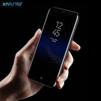 3D zakrzywione hartowane HD 9H Glass Pełna okładka Film Ochronna Film Protector dla Samsung Galaxy Note8 S8 Plus S7edge z pakietem detalicznym
