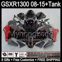 8Gifts rode vlammen voor Suzuki Hayabusa GSXR1300 08 15 GSXR-1300 14MY38 GSXR 1300 GSX R1300 08 09 10 11 12 13 14 15 Glanzen