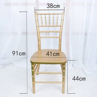Modern Wedding Chair Outdoor Romantic Activity Chair Party Event Chair  Bamboo Shape Solid Wood Material Modern Furniture