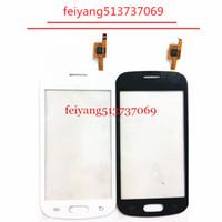20 шт. / лот по DHL EMS с Duos Оригинал для Samsung для Galaxy Trend Lite S7392 S7390 сенсорный экран