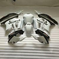Motorcykel Fairing Kit för Honda CBR600 F3 95 96 Vit Black Bodywork Fairings Set CBR 600 F3 1995 1996 OT27
