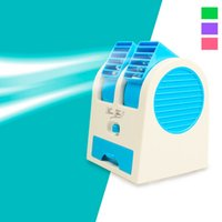Portable USB Ultra- quiet No Leaves Mini Air Conditioning Fan...