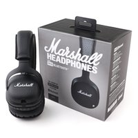 Marshall MID Casque Bluetooth Avec Mic Deep Bass DJ Hi-Fi Headset Professional Marshall casques écouteurs bluetooth