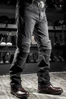 Tkosm 2 cores de alta qualidade motocross calças de moto para homens calças de corrida de moto com o joelho pad calças moletom moto calças confortáveis