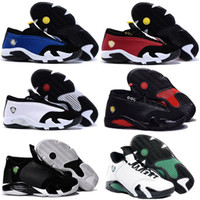 High Quality 14 Men Basketball Shoes 14s Fusion Varsity Red ...