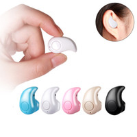 2016 New S530 Mini Wireless Bluetooth Earphone Stereo Light ...