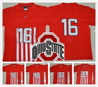 Stitched LIMITED NCAA Ohio State Buckeyes College #97 Joey B...