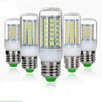 LED de maïs Lumières E27 GU10 B22 E12 E14 G9 100LM 5W-7W-9W-12W-15W 110V 220-240V SMD5730 Ampoules Lampes Direct Shenzhen Chine usine Wholesales