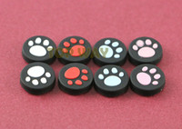 Cat Claw Silicone Analog Rubber Grip Cap Thumb Sticks Cap fo...