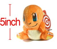 12cm Poke Pikachu Plush Toys Charmander Plush Doll Toy Drago...