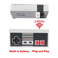 Wireless NES Classic Mini Controller 10 Meter Entfernung Retro Wireless Gamepad für NES Classic Mini Gamepad Joystick