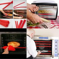Oven Rack Guards Interlocking Silicone High Temperature Prot...