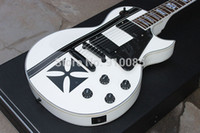 Custom LTD Iron Cross SW James Hetfield Signature Snow White...
