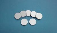 Disque en céramique Piezo ultrasonique 20mmx2.07mm-PZT4-A 1MHz Piezo Piezo électrique disque PZT beauté Crystals Chips Capteur PZT Puces Émetteur