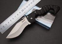 Cold Steel facas Spartan faca dobrável 440C lâmina ABS caça Handle facas Camping Facas de alta qualidade Folding knifen