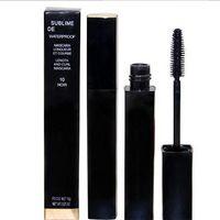 Cils chauds maquillage beauté cosmétiques beauté maquillage mascara (10pcs / lot)