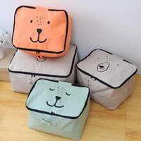 Home storage bags containing box Sundries toys Clothing quil...