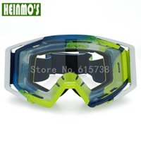 Motorcycle Racing anti- fog glasses Flexible Goggles motorcyc...