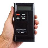 새로운 전자기 방사선 검출기 EMF 미터 테스터 방사선 dosimeter 고스트 사냥 장비 DT-1180 DT1180
