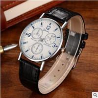 33d66f6a510 2017 relógio de Genebra Moda de Luxo Esporte Relógios a laser Casual PU  Pulseira de Couro