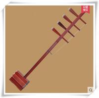 Instrument de musique pour débutant Chinese Hur Instrument de musique traditionnel pour violon Wuyue Fiddle Bow à quatre cordes (Chine (continentale)) ..
