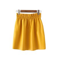 Wholesale- X103 autumn fashion women solid color brief match...