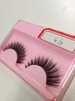 5 pairs 3D False Eyelashes Mix Size Hypo Allergenic Light So...