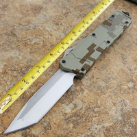 Classic Scarabs knives Army camouflage series straight jump ...