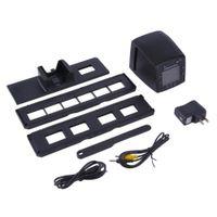 Freeshipping 새로운 5MP 35mm 네거티브 필름 슬라이드 뷰어 스캐너 USB 컬러 포토 복사기