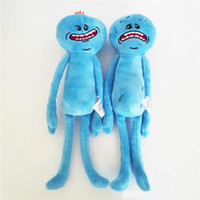 9. 8inch(25cm) Rick and Morty Happy Sad Meeseeks Stuffed Plus...