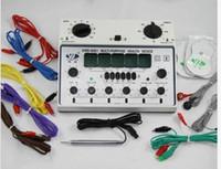 Multi-Purpose Gesundheit Gerät Zehn Einheiten Muskelstimulator Relax Akupunktur-Maschine für 6 Kanäle Ausgang Tens Massage Maschine