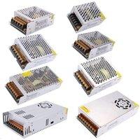 Alimentatore di commutazione DC12V 1A 2A 3.2A 5A 10A 15A 30A 40A Trasformatori di illuminazione a LED per trasformatore LED AC100-240v a DC12V Trasformatore LED