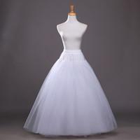 Регулируемый размер Мягкий бальное платье из тюля Свадебная юбка 2019 4 слоя Юбка Свадебные юбки