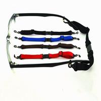 New10piece / lot جودة رخيصة الجملة قابل للتعديل مرنة النظارات الرياضية سلسلة العنق عقد الحبل النظارات حزام نظارات خيارات 4COLORS حبل