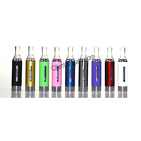 MT3 Evod Atomizer 1.6ml 2.4ohm 4 Wicks Varibale Colors No hay fugas Tank 510 thread Cartridge for Ego t EVOD Twist Vision