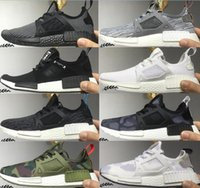 2018 Cheap Wholesale Hot NMD R1 Primeknit PK Perfect Authent...