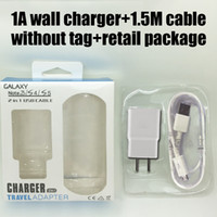 2 in 1 charger kits 1A Plug Adapter Wall Charger + 1. 5M USB ...