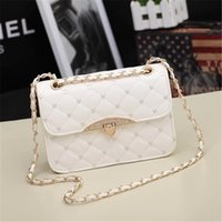 Shoulder Bag New Handbags Fashion Chain Bags Candy Color Fla...