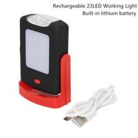 KC النار المحمولة مضيا الصمام ضوء العمل المغناطيسي قابلة 360 درجة حامل شنقا مصباح الشعلة ليلا التخييم العمل OL0094