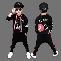 2017 fashion Kids clothes Long sleeves and trousers Sets 2 p...