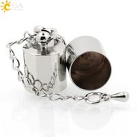CSJA 10 компл. посеребренные ювелирные изделия выводы аксессуары комплект ожерелье браслет разъем для 5 мм конец шнура крышка Омар Застежка E171