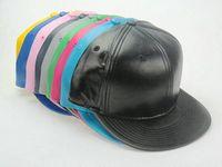 2017 جلد جديد فارغة لا العلامة التجارية snapback قبعات البيسبول القبعات