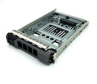 """2.5 """"a 3.5"""" HDD Caddy Adapter HP 654540-001 DELL 3.5 """"KG1CH SAS / SATA bandeja"""