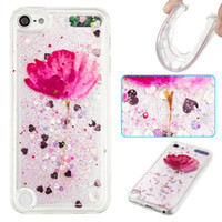 10 Designs Quicksand Moving Bling Glitter Floating Dynamic F...