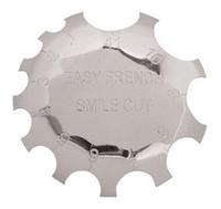네일 아트 매니큐어 엣지 트리머 커터 클리퍼 스타일링 도구 네일 젤 Easy French Smile Line 네일 아크릴 도구 11 크기